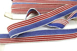 Trim Red White and Blue