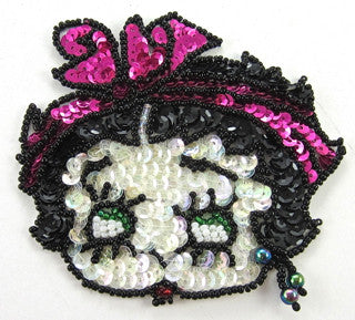 "Betty Boop Cartoon Character Face 3.5"" x 4"""