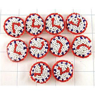 Clock Set of 10 each 1.5""
