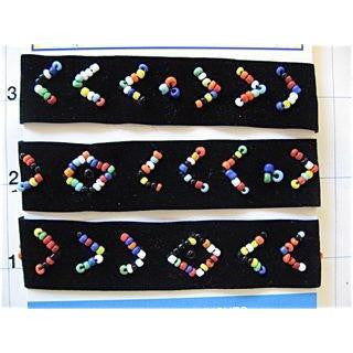 Trim Velvet with Southwestern Beads 18