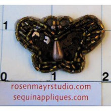 "Load image into Gallery viewer, Butterfly Bronze 1"" x 1"""