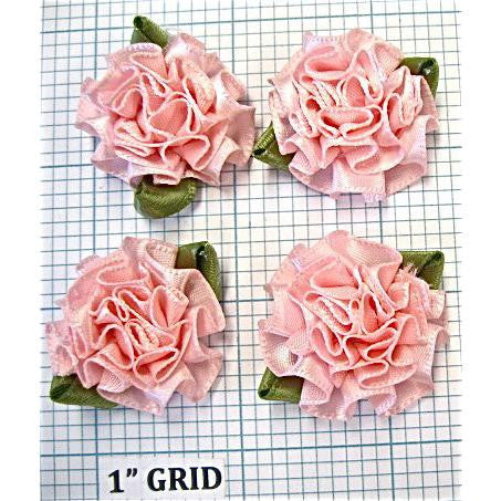 FLower Cabbage Rose Set of