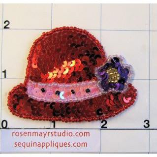 "Red Hat  3"" x 2"""