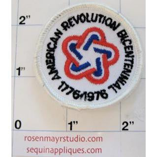 Patch American Revolution Embroidered Patch 2""