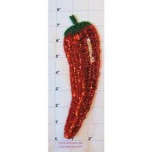 "Load image into Gallery viewer, Chili Pepper 8"" x 2.5"""