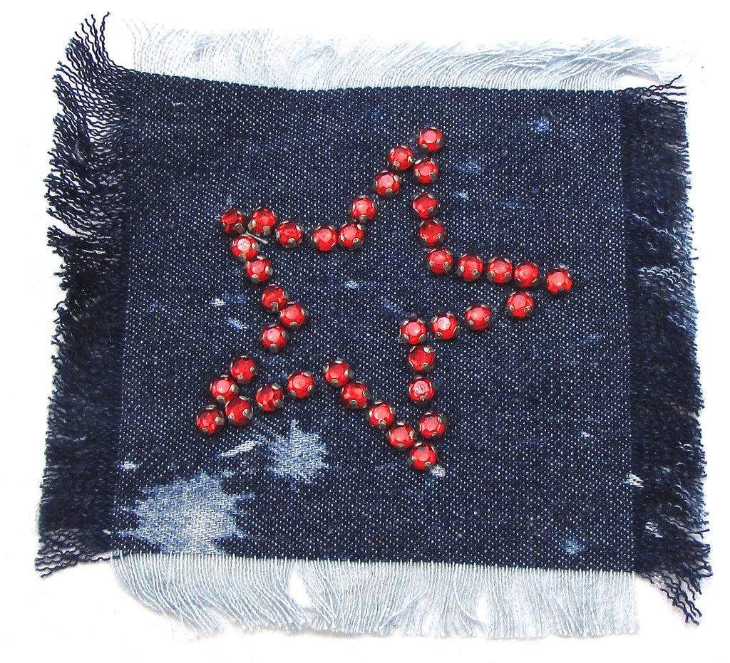 "Jean Patch for Blue Jeans 4"" x 3"""