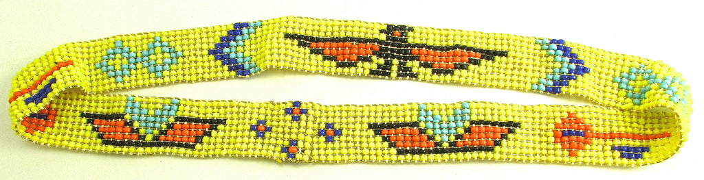 Headband with Southwestern Colors 19""