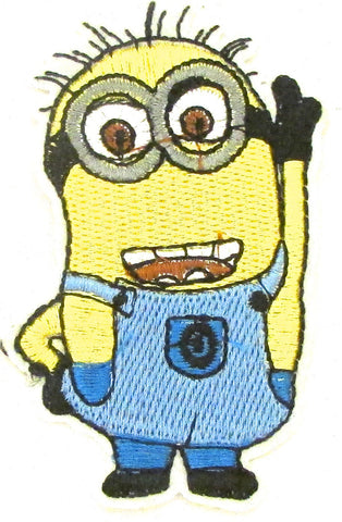 "Minion Iron-On 3"" x 1.5"""