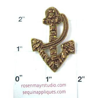 "Anchor Bullion Gold Thread 1.5"" x 2"""