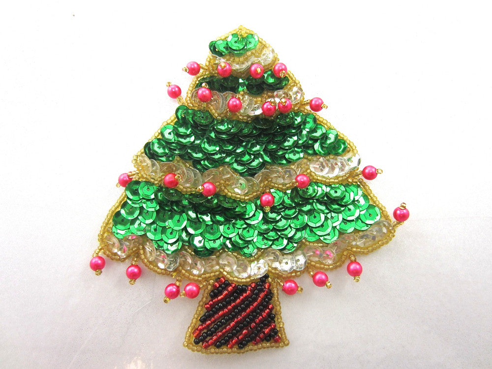 "Tree for Christmas Gold Star 4.25"" x 4"""