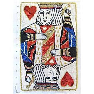 "King of Hearts 14"" x 8.5"""