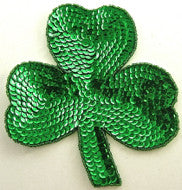 Clover Three Leaf Large 5.5""