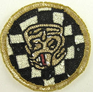 Jaguar Car Patch 5""