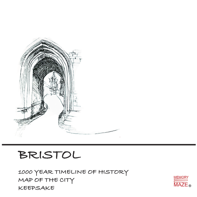 The Story of Bristol: Timeline and Map