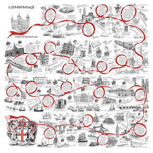 The Story of London: Timeline and Map