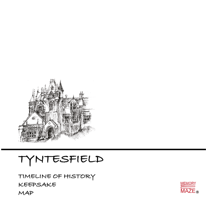The Story of Tyntesfield: Timeline and map