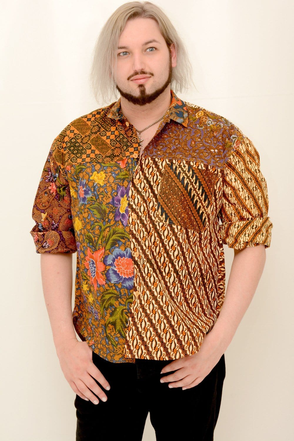 Patch Batik Shirts Special Offer