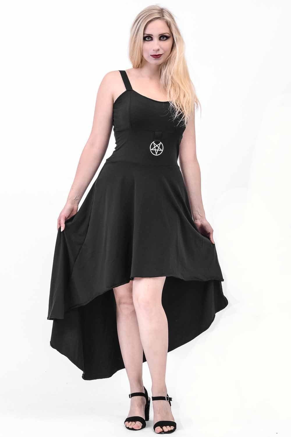 Pentagram Strap Dress