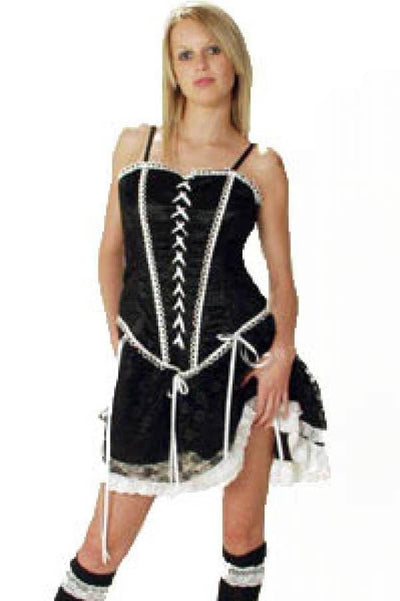 Satin/lace Lolita Corset Dress