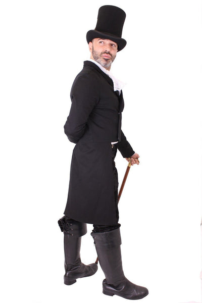 Classic Canvas Steampunk Tailcoat