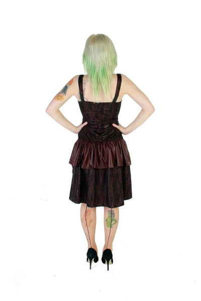Rubberlook Kandy Tail Dress
