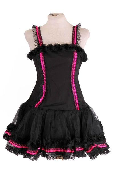 Moulin Rouge Rose Dress