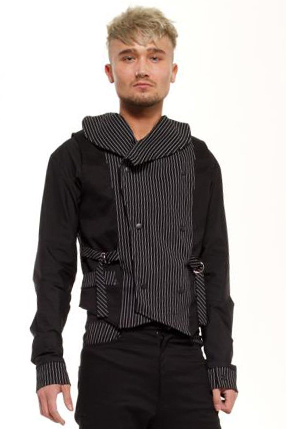 Nightmare Double Breasted Waistcoat