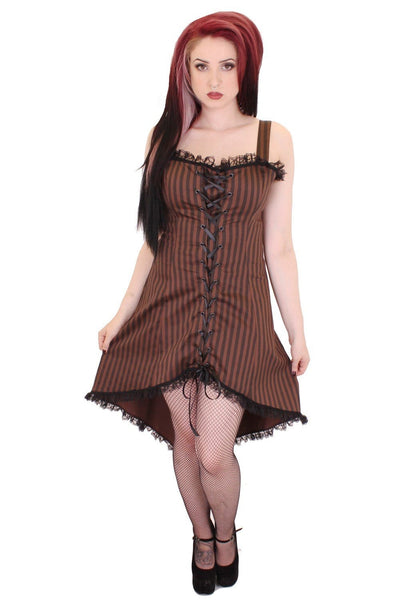 Compass Lily Tail Dress