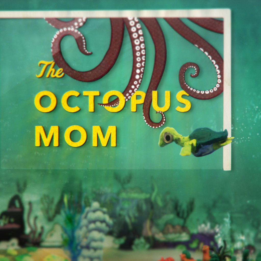 Octopus Mom — HitRecord short film