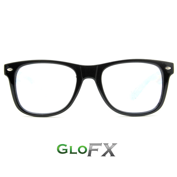Black Ultimate Diffraction Glasses