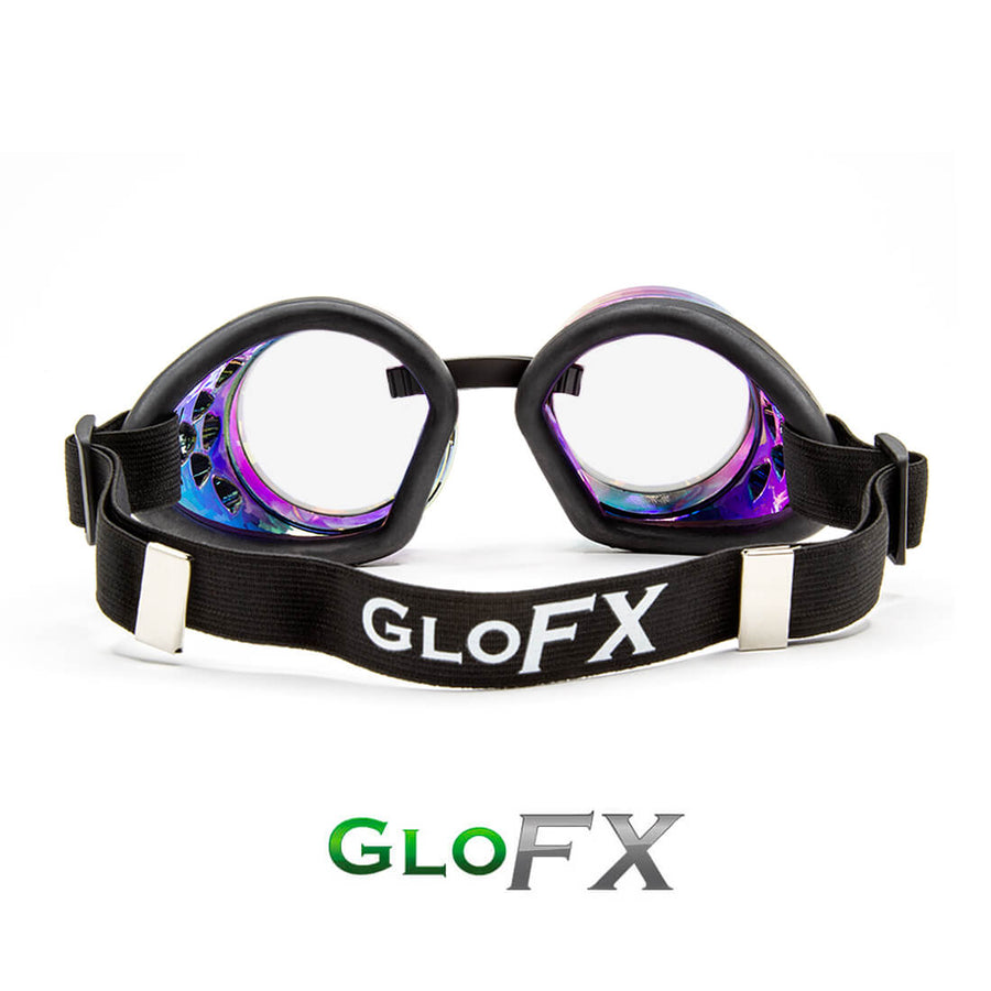 Polychrome Diffraction Goggles