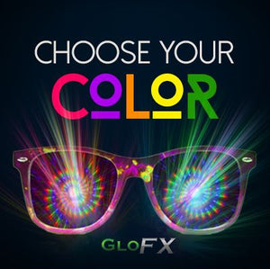 Ultimate Diffraction Glasses