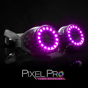 Pixel Pro LED Goggles - DIffraction (1788594782251)
