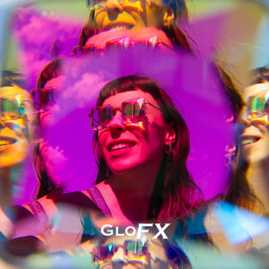 MC Squared Kaleidoscope Glasses