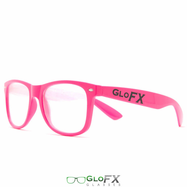 Pink Ultimate Diffraction Glasses