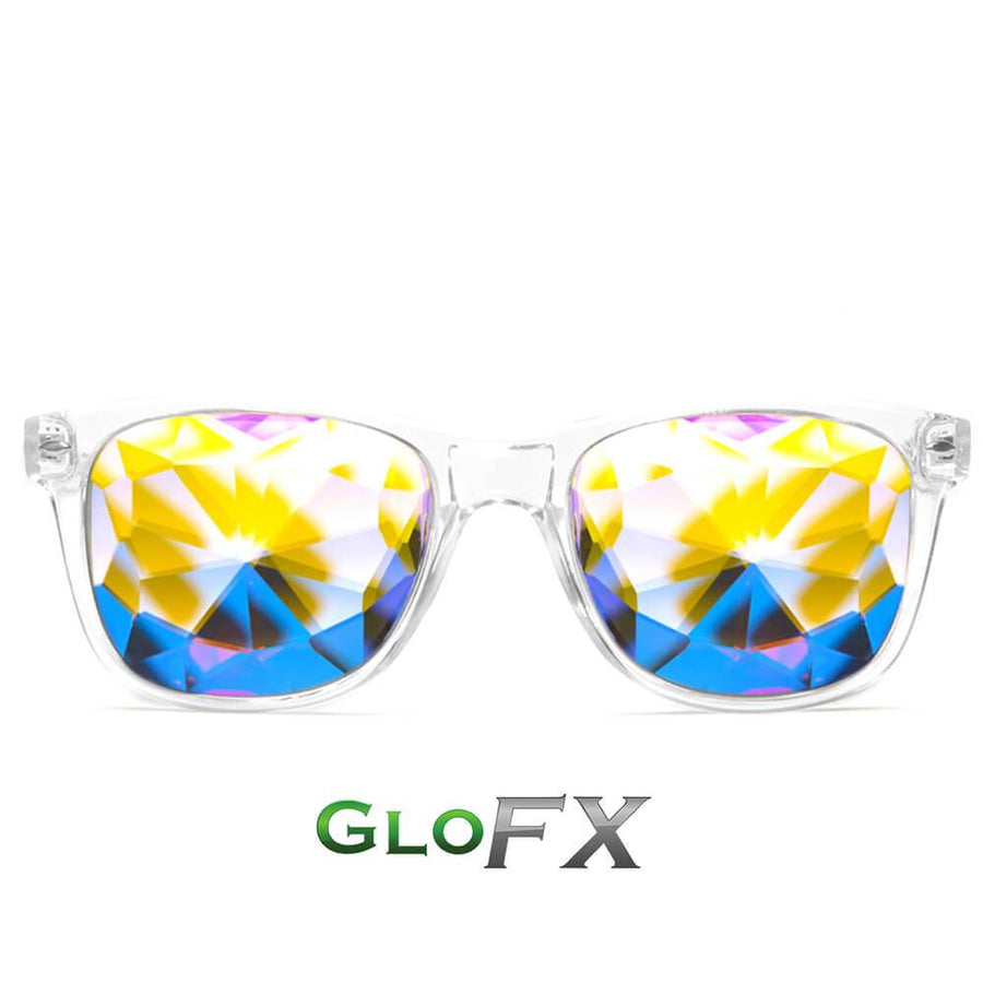 Ultimate Kaleidoscope Glasses - Clear