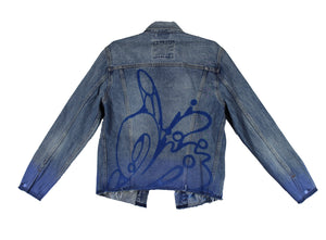 Apexer Collab Denim Jacket 5
