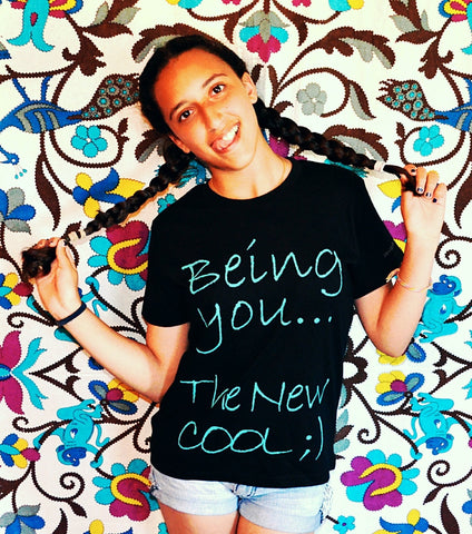 Being You The New Cool/Youth/Unisex