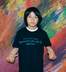 You're Not Alone Squash-Da-Bully Nation/Youth/Unisex