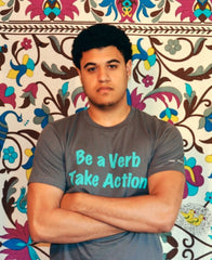 Be A Verb Take Action/Men