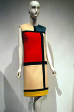 Load image into Gallery viewer, Mondrian Dress