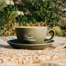 Load image into Gallery viewer, Poblado Coffi Cup & Saucer