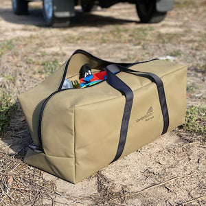 motorbike canvas gear bag by underkover australia