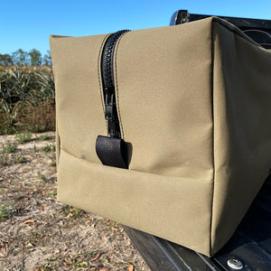 ykk zip on underkover australia gear bag