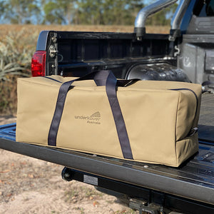 underkover australia canvas gear bag