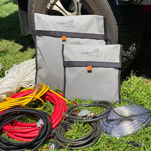 hose coil power lead bag australian made
