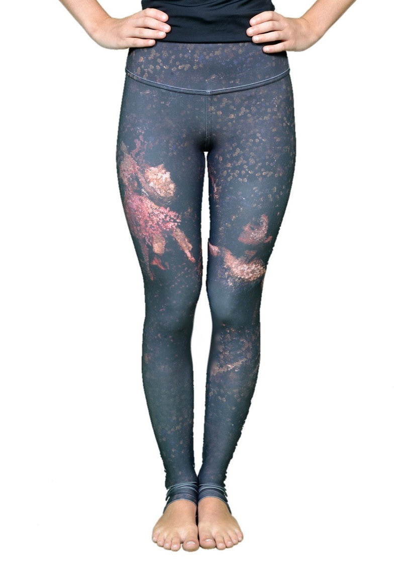 Ombre Marble Legging - Final Sale!