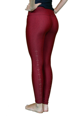Breathe Laser Cut Legging - New (More Colors)!