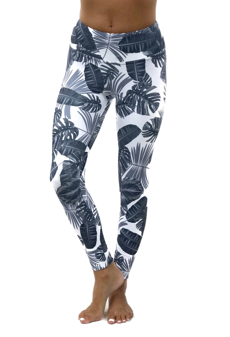 Nights On The Vineyard Legging - New!