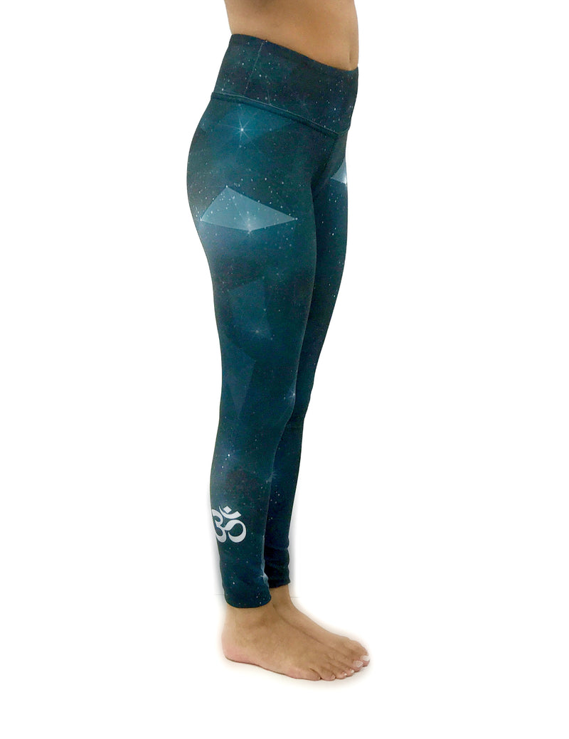 Cosmic Om Legging